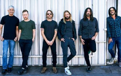 "FOO FIGHTERS: il nuovo singolo ""Waiting On A War"""