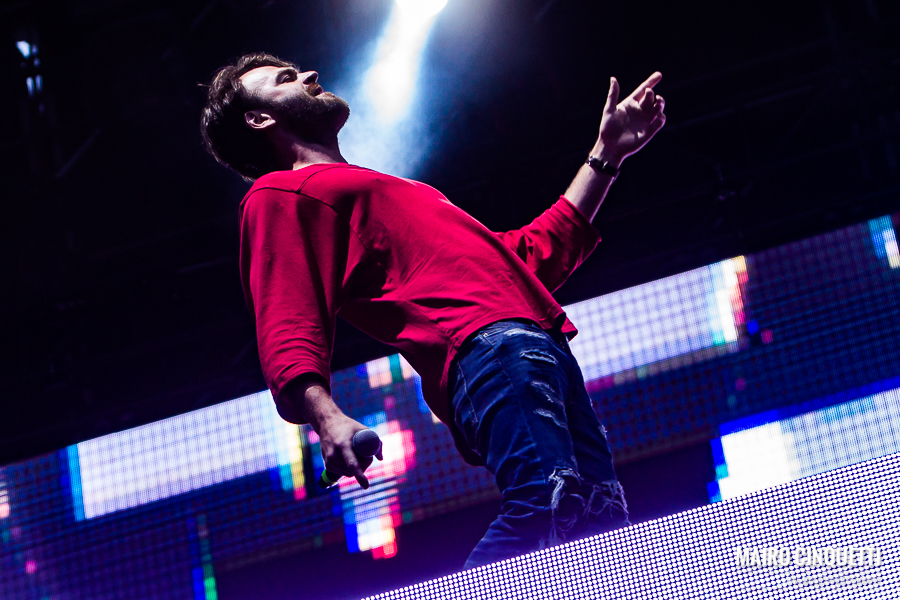 [PhotoGallery]: THE CHAINSMOKERS – Milano Summer Festival, 28 giugno 2017