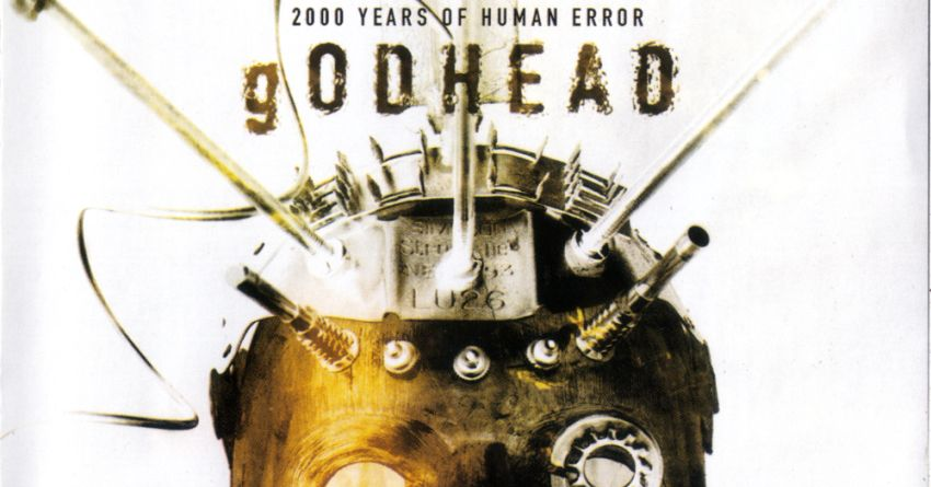 """2000 Years Of Human Error"", l'assalto dei Godhead al vagone dell'industrial rock"