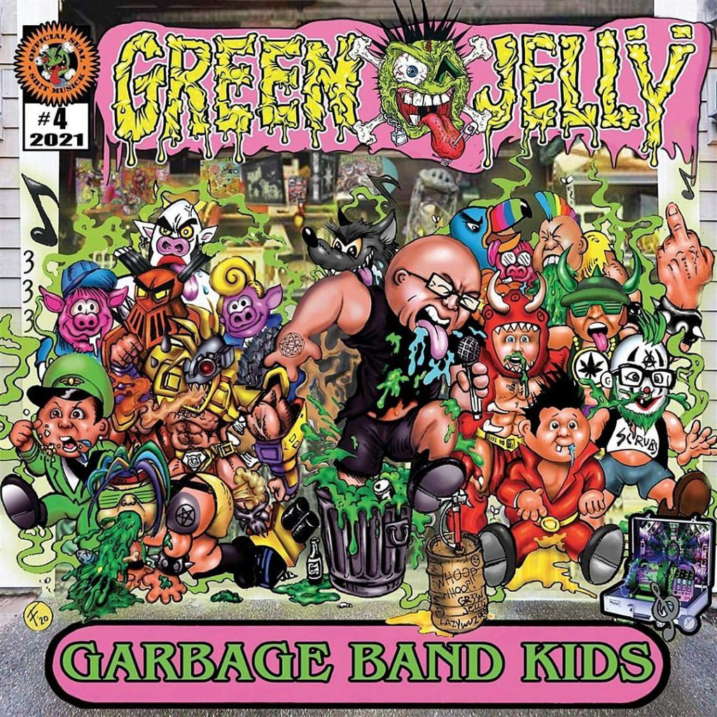 Green Jelly – Garbage Band Kids