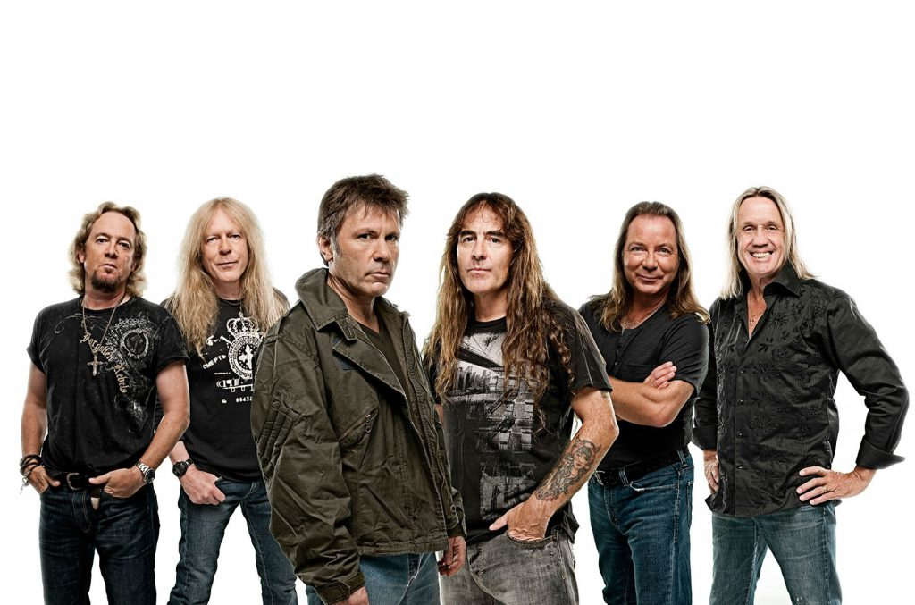 """IRON MAIDEN: il video del nuovo brano """"The Writing On The Wall"""""""