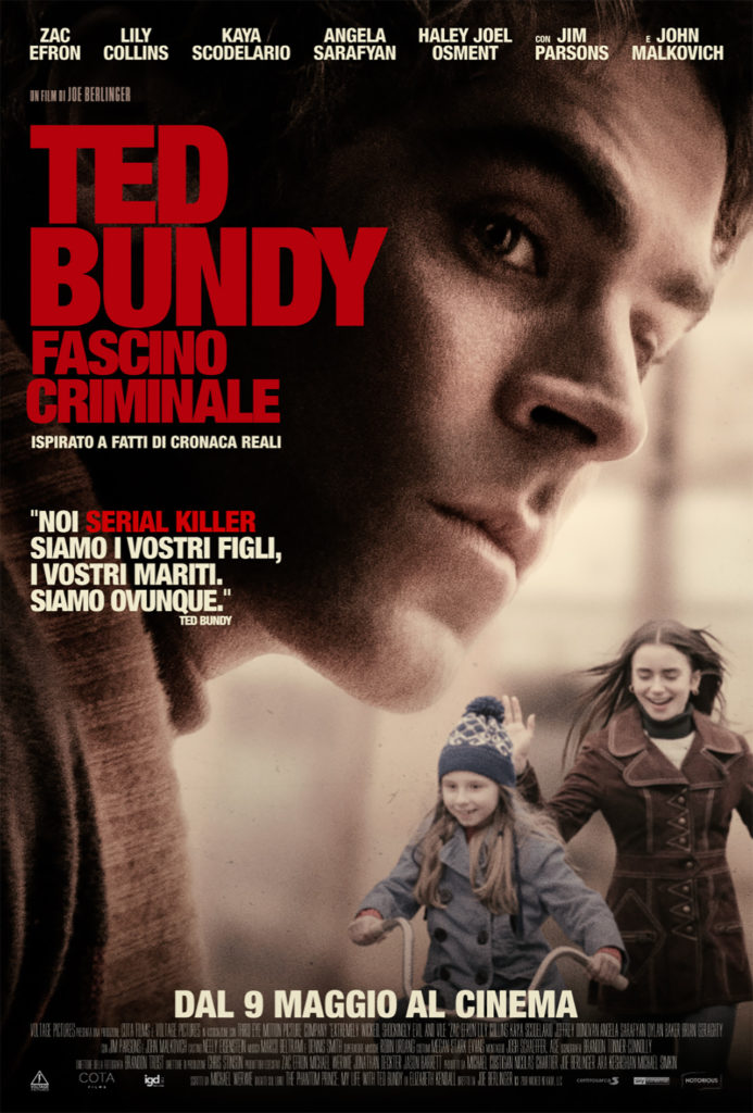 Ted Bundy – Fascino criminale, di Joe Berlinger
