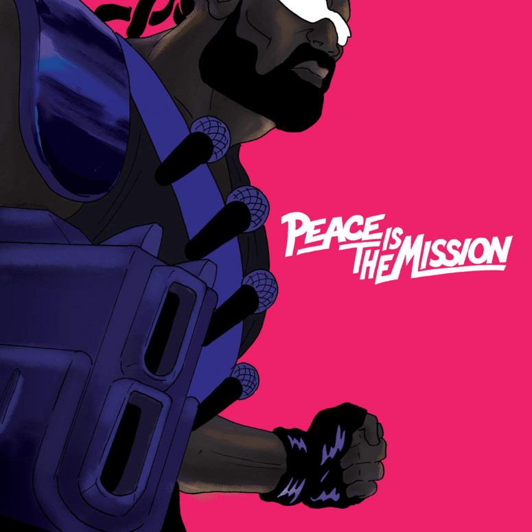 Major Lazer – Peace Is The Mission