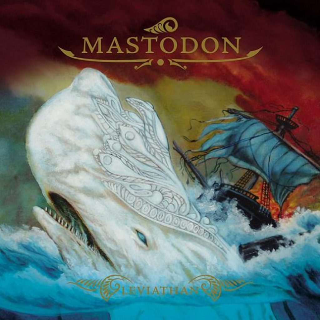 Back In Time: MASTODON – Leviathan (2004)