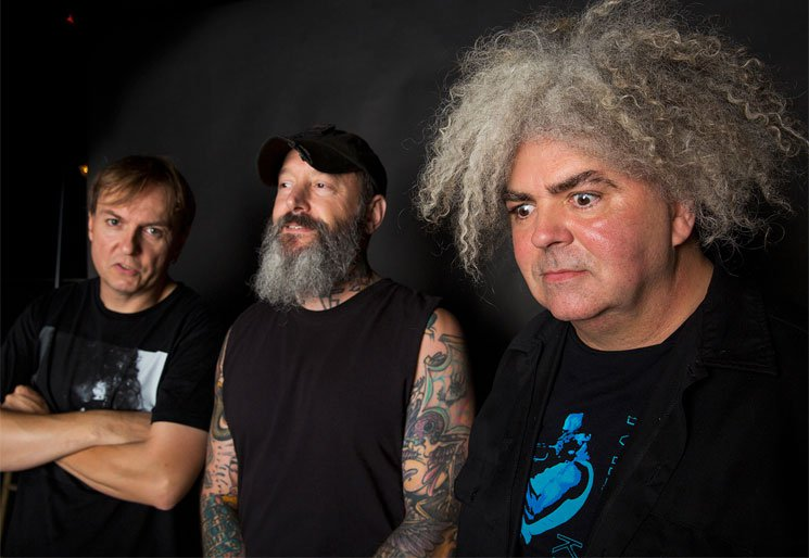 "MELVINS: in streaming su iTunes e Spotify il nuovo album ""Pinkus Abortion Technician"""