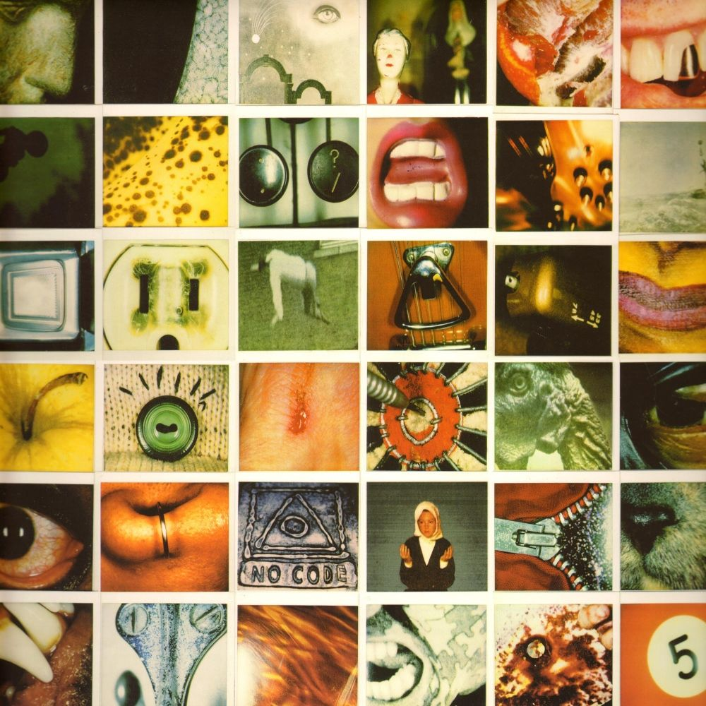 Back In Time: PEARL JAM – No Code (1996)