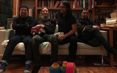 "OLD MAN GLOOM: il nuovo singolo ""EFM"""