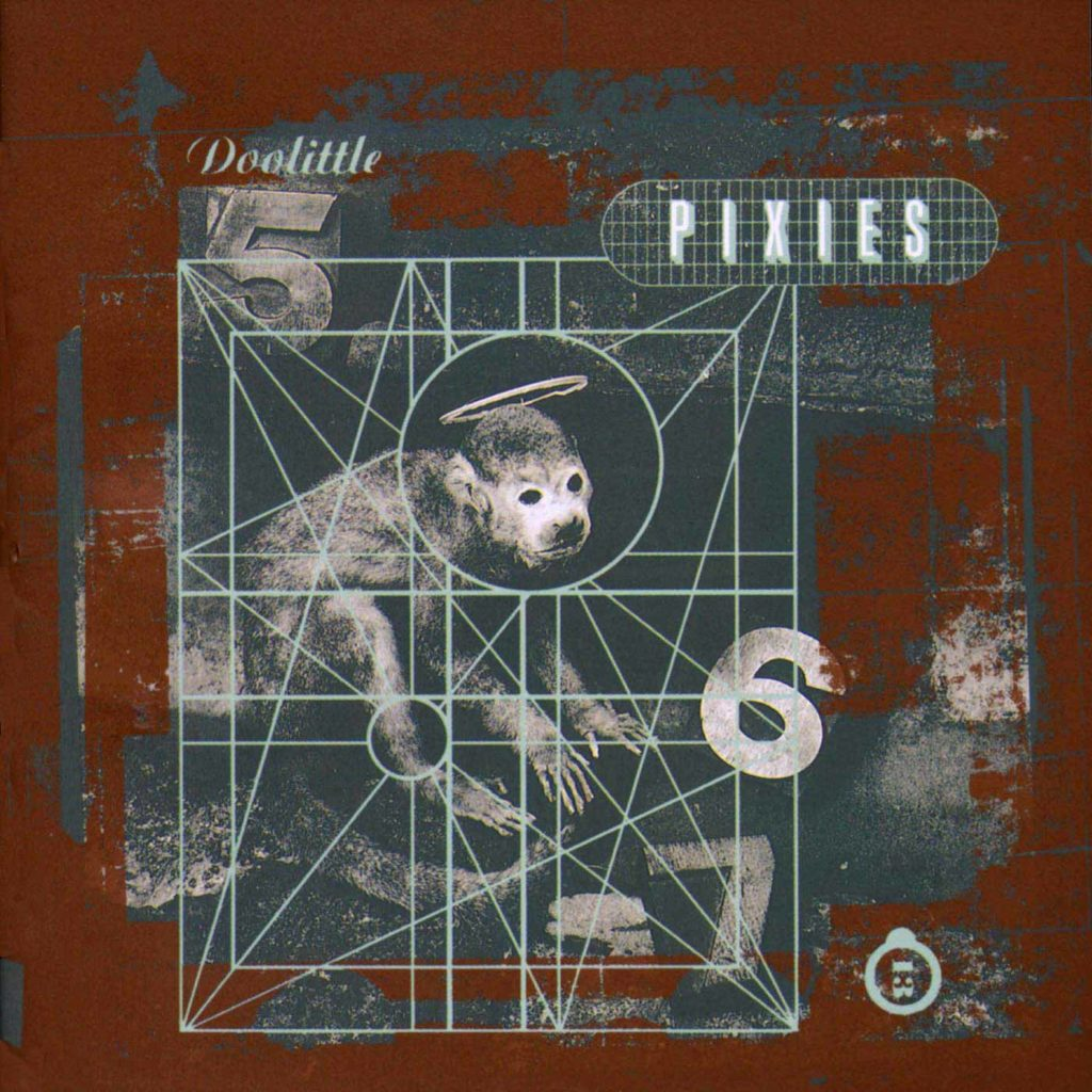 Back In Time – PIXIES – Doolittle (1989)