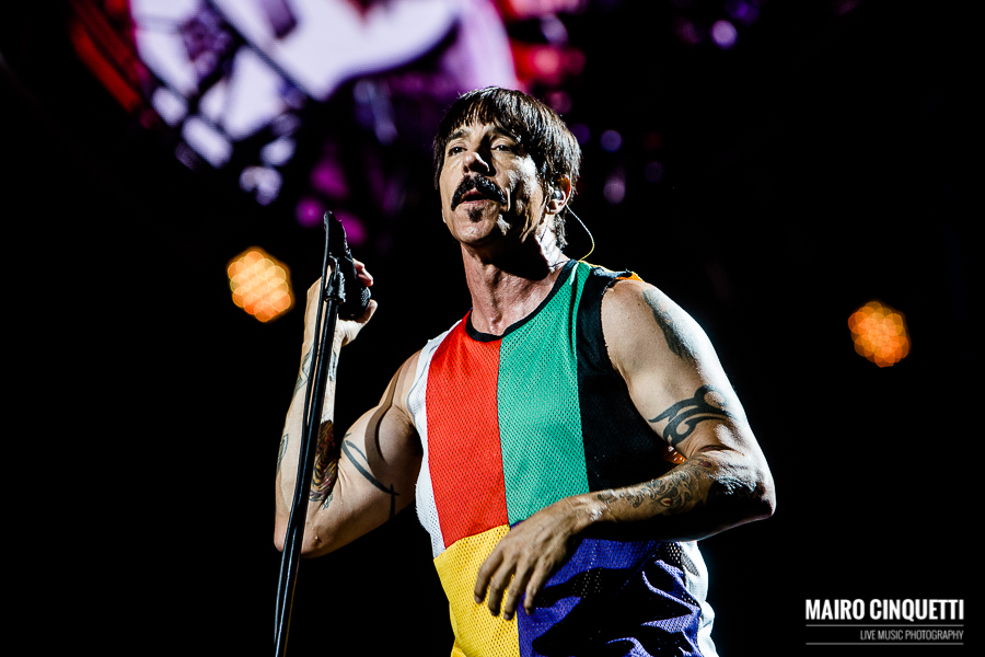 [PhotoGallery]: RED HOT CHILI PEPPERS – Milano Summer Festival, 21 luglio 2017