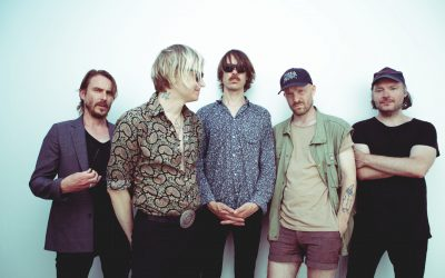 "REFUSED: a novembre il nuovo Ep ""The Malignant Fire"""