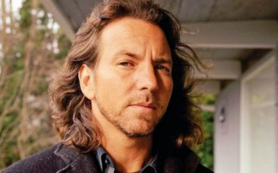 "EDDIE VEDDER: il video del nuovo singolo ""Matter Of Time"""