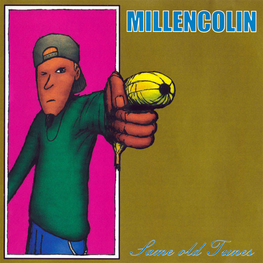 Back In Time: MILLENCOLIN – Same Old Tunes (1994)