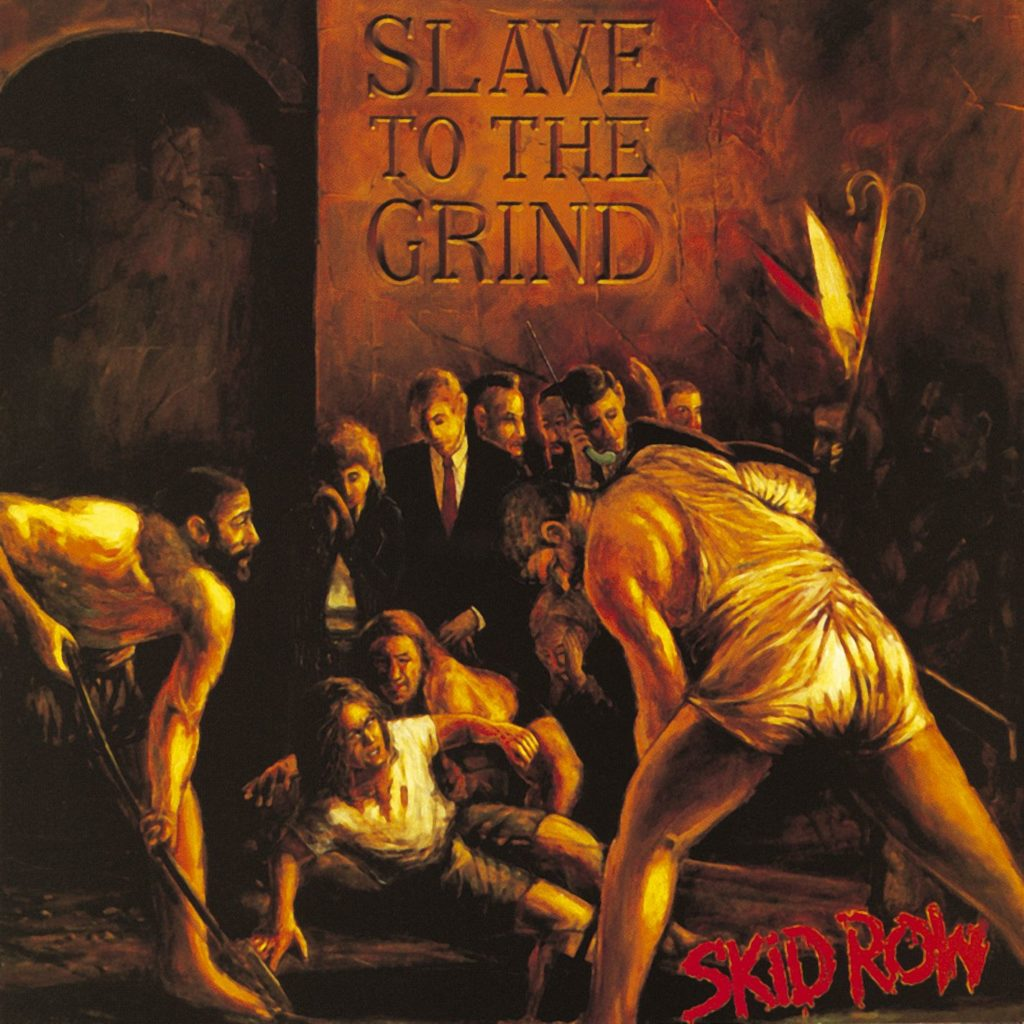 Back In Time: SKID ROW – Slave To The Grind (1991)
