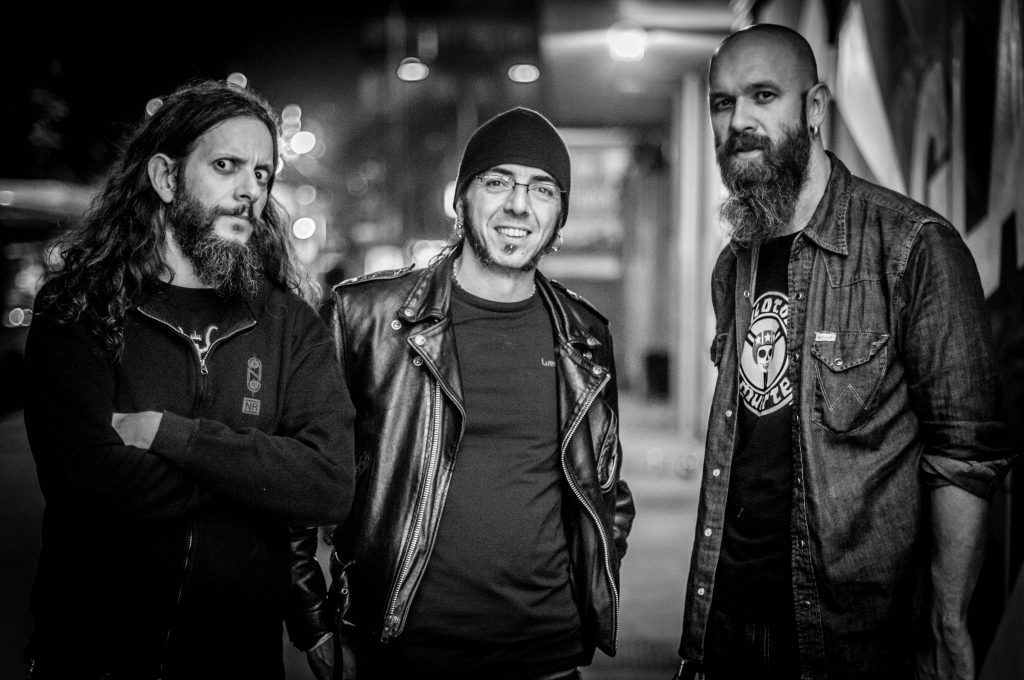 UFOMAMMUT + Karl Marx was a broker + Green Oracle – Cycle, Firenze, 27 maggio 2016