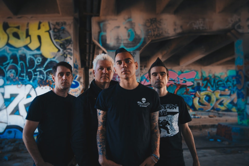Intervista agli ANTI-FLAG