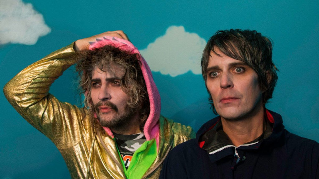 "THE FLAMING LIPS: a luglio il nuovo album ""King's Mouth"""