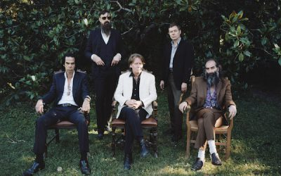 """NICK CAVE & THE BAD SEEDS: l'inedito """"Earthlings"""""""