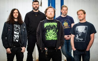 "PIG DESTROYER: annunciato il live album ""Pornographers Of Sound: Live in NYC"""