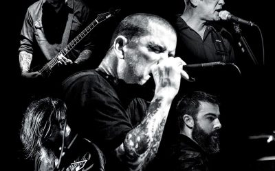 "SCOUR (ex-Pantera, Pig Destroyer, Agoraphobic Nosebleed): esce a novembre ""The Black EP"""