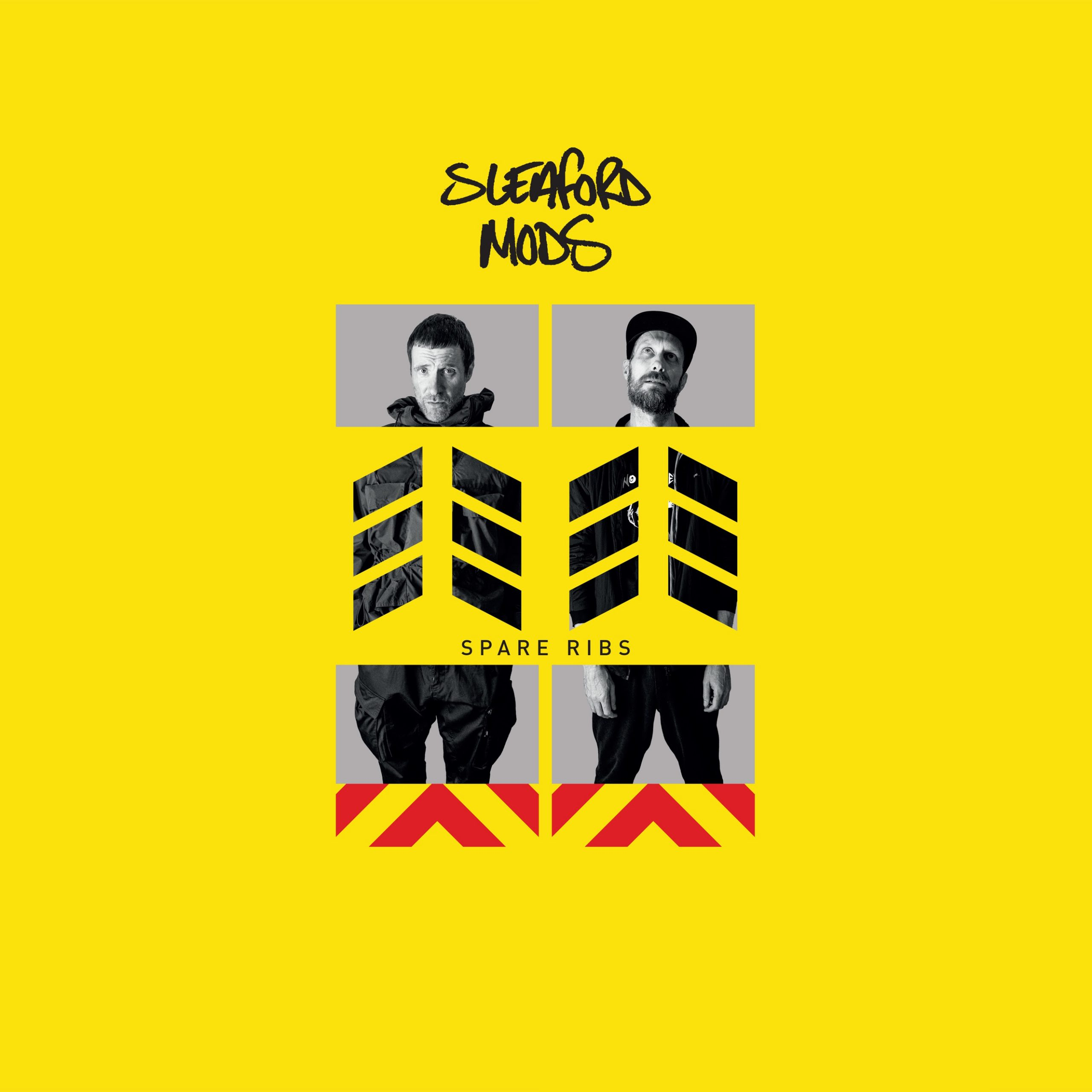 Sleaford Mods – Spare Ribs